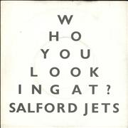 Click here for more info about 'Salford Jets - Who You Looking At?'
