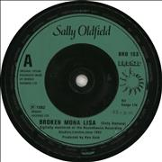 Click here for more info about 'Sally Oldfield - Broken Mona Lisa'