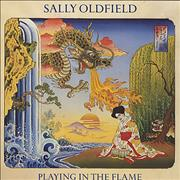 Click here for more info about 'Sally Oldfield - Playing In The Flame'