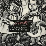 Click here for more info about 'Sally Oldfield - Share - With The Roar Sound'