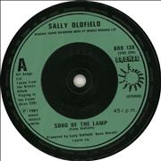 Click here for more info about 'Sally Oldfield - Song Of The Lamp'