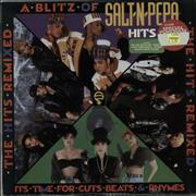 Click here for more info about 'Salt N Pepa - A Blitz Of Salt-N-Pepa Hits: The Hits Remixed - Sealed'