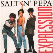 Click here for more info about 'Salt N Pepa - Expression - 1992 issue'