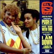 Click here for more info about 'Salt N Pepa - Push It - 5 tracks'