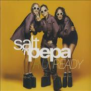 Click here for more info about 'Salt N Pepa - R U Ready'