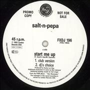 Click here for more info about 'Salt N Pepa - Start Me Up'