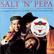 Click here for more info about 'Salt N Pepa - You Showed Me - Stickered sleeve'