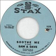 Click here for more info about 'Sam & Dave - Soothe Me'