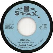 Click here for more info about 'Sam & Dave - Soul Man'