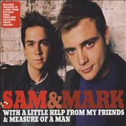Click here for more info about 'Sam & Mark - With A Little Help From My Friends'