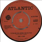 Click here for more info about 'Sam & Dave - If You Got The Loving (I Got The Time)'