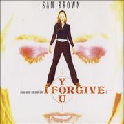 Click here for more info about 'Sam Brown - I Forgive You'