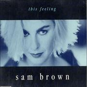 Click here for more info about 'Sam Brown - This Feeling'