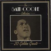 Click here for more info about 'Sam Cooke - The Sam Cooke Collection - 20 Golden Greats'