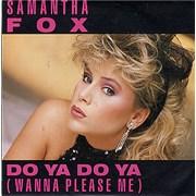 Click here for more info about 'Samantha Fox - Do Ya Do Ya (Wanna Please Me)'