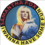 Click here for more info about 'Samantha Fox - I Wanna Have Some Fun'