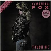 Click here for more info about 'Samantha Fox - Touch Me'