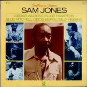 Click here for more info about 'Sam Jones - Something In Common'