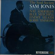 Click here for more info about 'Sam Jones - The Soul Society'