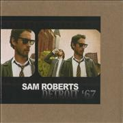 Click here for more info about 'Sam Roberts - Detroit '67'