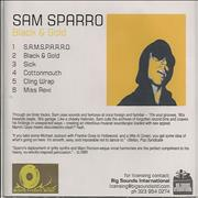 Click here for more info about 'Sam Sparro - Black & Gold'