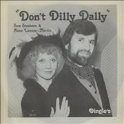 Click here for more info about 'Sam Stephens & Anne Lennox-Martin - Don't Dilly Dally'
