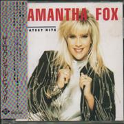 Click here for more info about 'Samantha Fox - Greatest Hits'