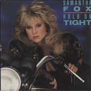Click here for more info about 'Samantha Fox - Hold On Tight'