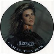 Click here for more info about 'Samantha Fox - I Surrender'