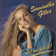 Click here for more info about 'Samantha Gilles - Let Me Feel It'