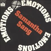 Click here for more info about 'Samantha Sang - Emotions'