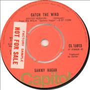 Click here for more info about 'Sammy Hagar - Catch The Wind - Factory Sample'