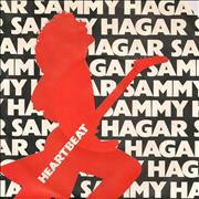 Click here for more info about 'Sammy Hagar - Heartbeat'