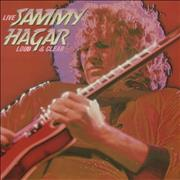 Click here for more info about 'Sammy Hagar - Loud & Clear - Red Vinyl'