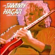 Click here for more info about 'Sammy Hagar - Loud & Clear'