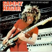 Click here for more info about 'Sammy Hagar - Piece Of My Heart'
