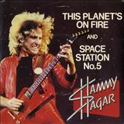 Click here for more info about 'Sammy Hagar - This Planet's On Fire (Burn In Hell)'