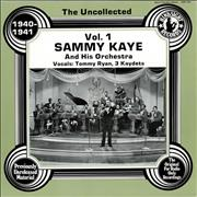 Click here for more info about 'Sammy Kaye - The Uncollected Sammy Kaye And His Orchestra Vol. 1 1940-41'