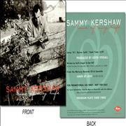 Click here for more info about 'Sammy Kershaw - Love Of My Life'