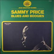 Click here for more info about 'Sammy Price - Blues And Boogies'