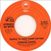Click here for more info about 'Samona Cooke - Dance To Keep From Crying'
