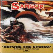 Click here for more info about 'Samson - Before The Storm'