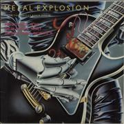 Click here for more info about 'Samson - Metal Explosion'
