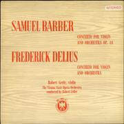 Click here for more info about 'Samuel Barber - Concerto for Violin, Op. 14 / Concerto for Violin'