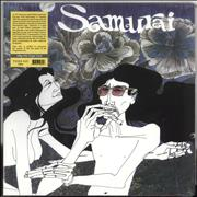 Click here for more info about 'Samurai (UK) - Samurai - 180gram Vinyl - Sealed'
