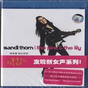 Click here for more info about 'Sandi Thom - The Pink & The Lily'