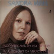Click here for more info about 'Sandra King - In A Concert Of Vernon Duke'