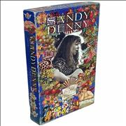 Click here for more info about 'Sandy Denny - A Boxful Of Treasures'