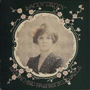 Click here for more info about 'Sandy Denny - Like An Old Fashioned Waltz - 1st - VG'