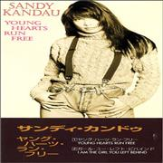 Click here for more info about 'Sandy Kandau - Young Hearts Run Free'